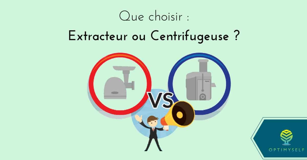 Difference Entre Slow Juicer Et Centrifugeuse : Que choisir : extracteur de jus ou centrifugeuse ? - OptiMyself