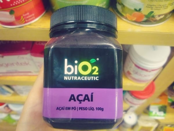 acai complement alimentaire