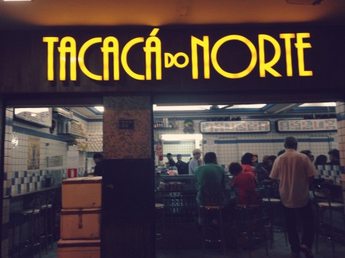 tacaca do norte bar acai