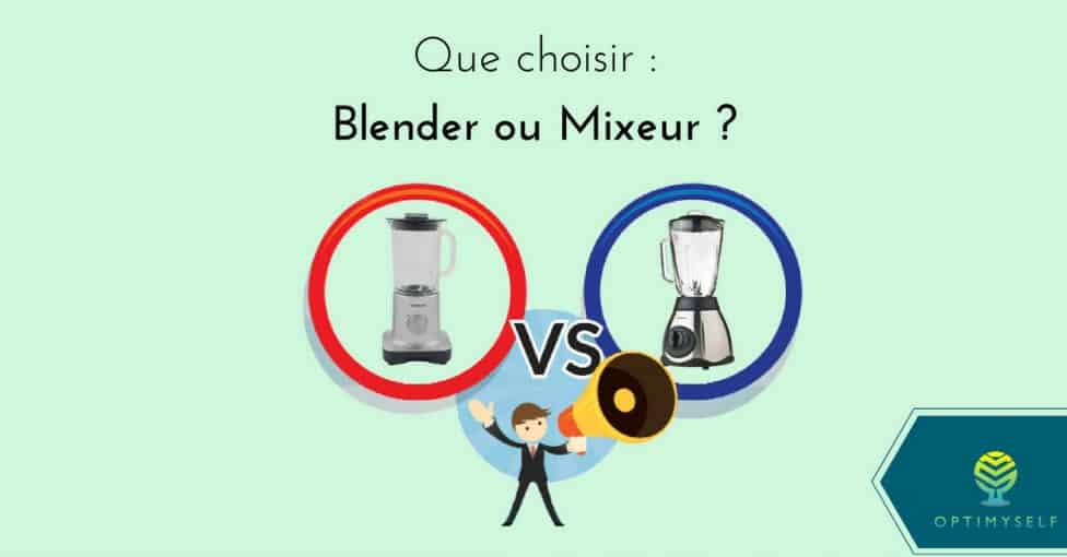Blender ou mixeur