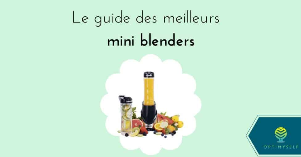 top 5 des meilleurs mini blenders le guide pour bien acheter. Black Bedroom Furniture Sets. Home Design Ideas