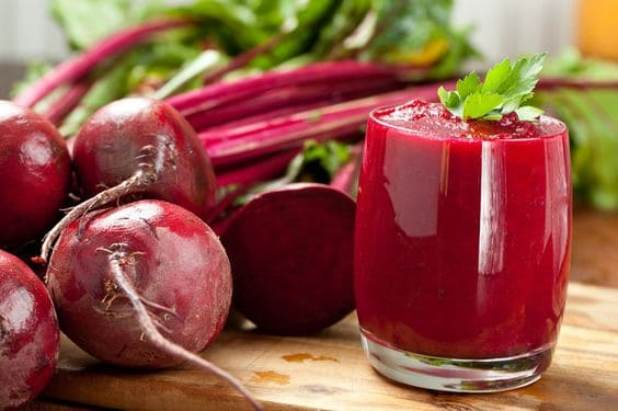 smoothie betterave