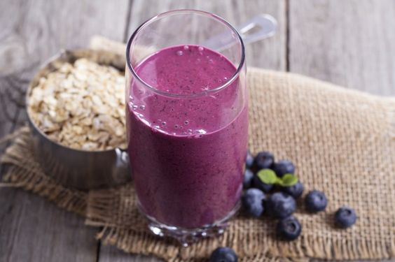 smoothie antioxydant