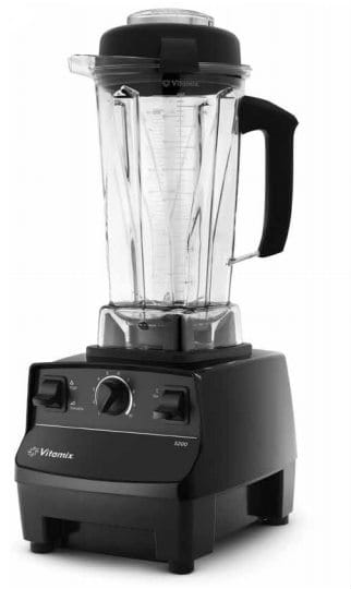 blender vitamix noir