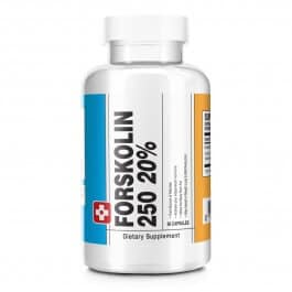 forskolin bauer nutrition