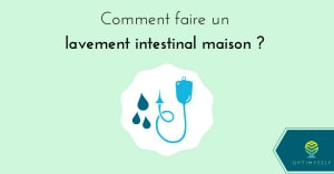 faire un lavement à la maison