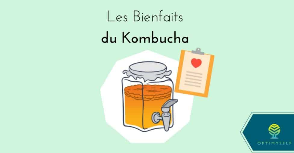 bienfaits du kombucha