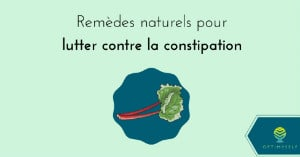 remede naturel contre la constipation