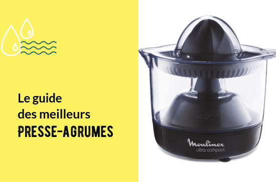 Presse agrume électrique Ultracompact Moulinex
